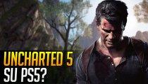 Uncharted 5: Naughty Dog non esclude un nuovo capitolo PS5