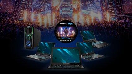 Acer Predator agli Intel Extreme Masters di Katowice