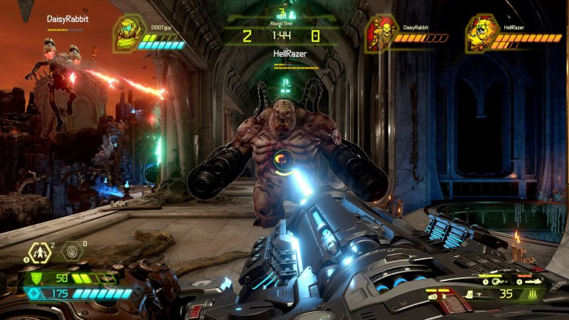 Doom Eternal Battlemode 1