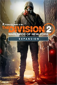 The Division 2: Warlords of New York per Xbox One