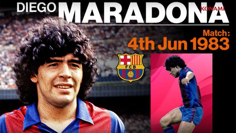 Pes 2020 Maradona