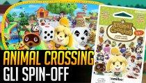 Animal Crossing: spin-off e curiosità! Aspettando New Horizons