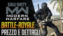 Call Of Duty: Warzone: ecco il COD Battle Royale