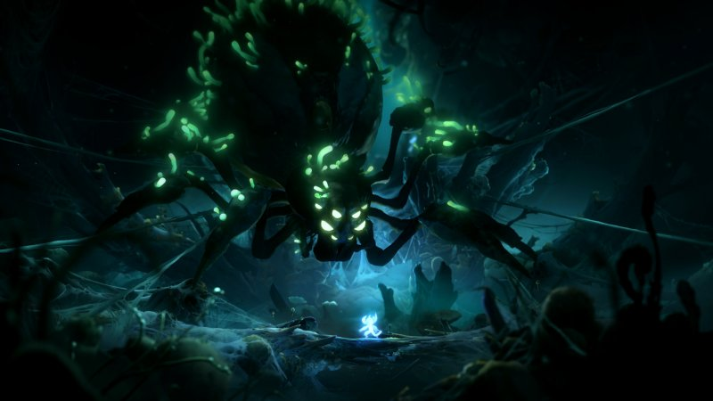 Ori And The Will Of The Wisps 11