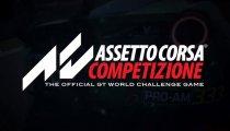 Assetto Corsa Competizione - Il trailer di annuncio delle versioni console