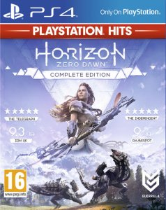Horizon Zero Dawn per PlayStation 4