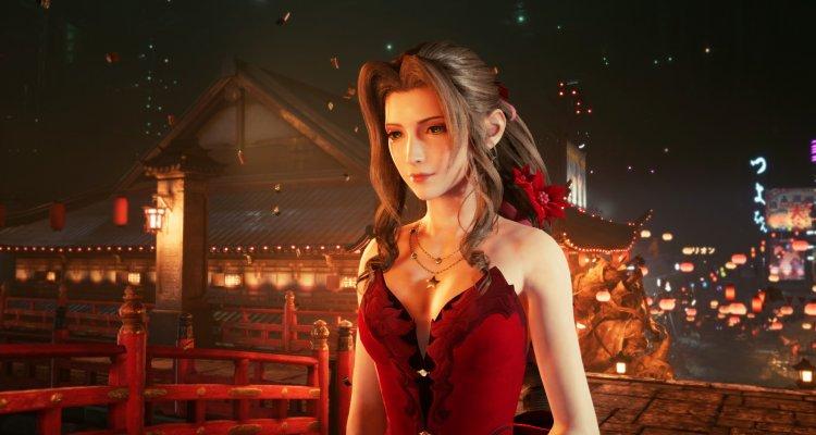 Final Fantasy 7 Remake, il cosplay di Ae …