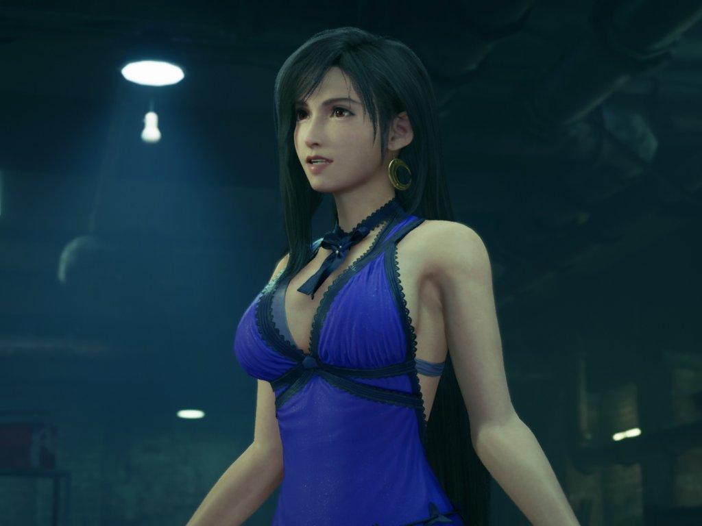 Final Fantasy 7: jessblazecosplay's Tifa cosplay makes us meow