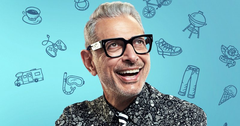 The World According To Jeff Goldblum Season 2