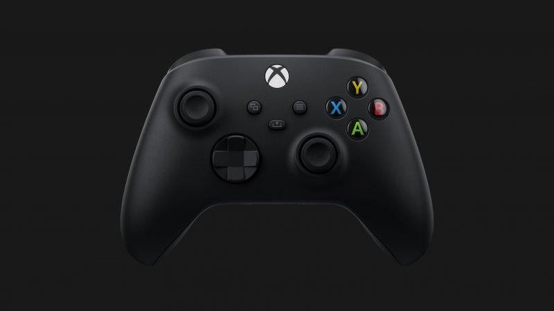 Xbox2020 Cntlr Frnt Mkt 16X9 Rgb