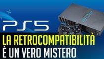 PS5: compatibile solo con 100 giochi PS4 al lancio?