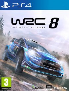 WRC 8 per PlayStation 4