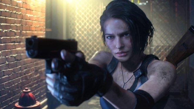 Resident Evil 3, il provato della demo su PS4
