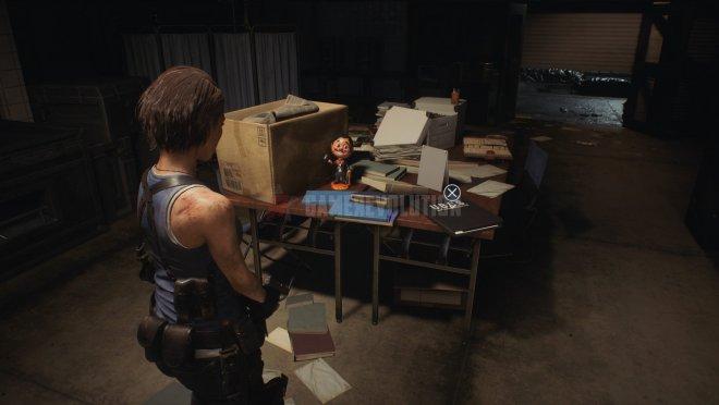 Resident Evil 3 Raccoon City Demo: dove trovare tutti i Mr. Charlie