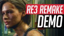Resident Evil 3 Remake - Demo Gameplay PS4 Pro