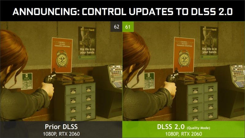 Control Dlss 20