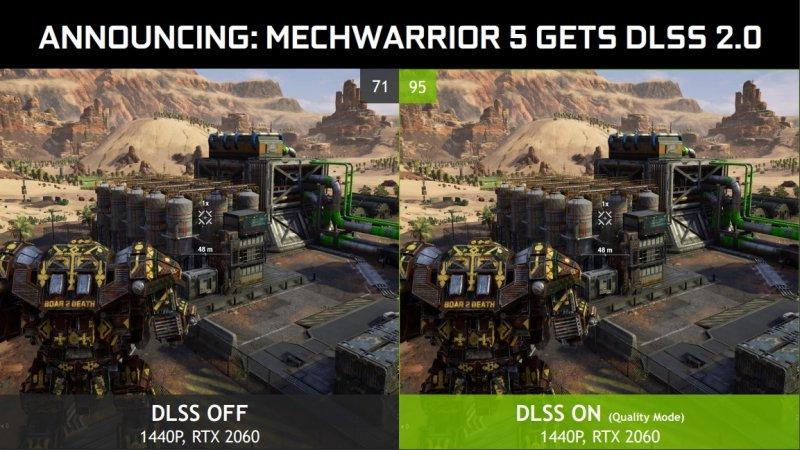 Mechwarrior 5 Dlss 20
