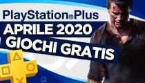 PlayStation Plus: i giochi gratis PS4 di Aprile 2020 (Leak)