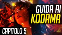 Nioh 2: Guida ai Kodama - Capitolo 5: Crepuscolo