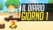 Diario di Animal Crossing: New Horizons (Giorno 1)