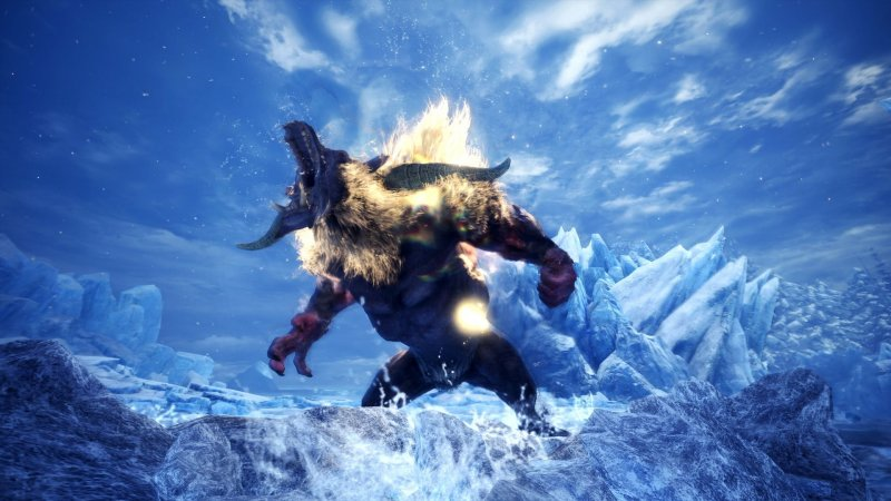 Monster Hunter World Iceborne Furious Rajang