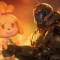Doom Eternal e Animal Crossing insieme in un simpatico video che mostra Isabelle combattere con il Doomguy