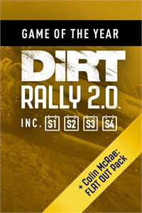 DiRT Rally 2.0: Game of the Year Edition per Xbox One