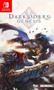 Darksiders Genesis per Nintendo Switch