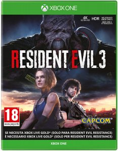 Resident Evil 3 per Xbox One