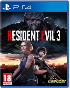 Resident Evil 3 per PlayStation 4