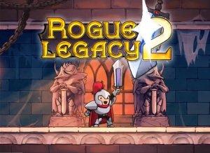 Rogue Legacy 2 per PlayStation 4