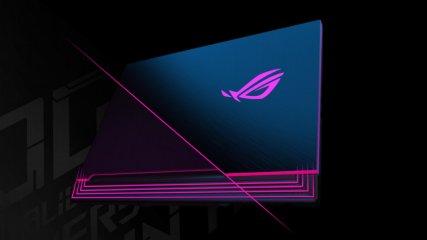 ASUS ROG, portatili con pannelli fino a 300Hz e GeForce RTX SUPER Max-Q