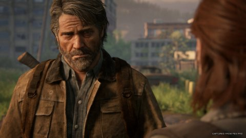 The Last of Us 2, playing with Joel instead of Ellie is possible with a mod