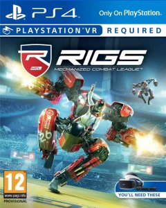 RIGS: Mechanized Combat League per PlayStation 4