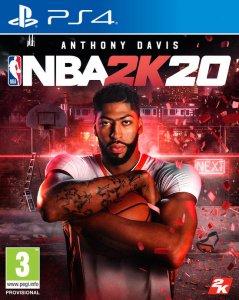 NBA 2K20 per PlayStation 4