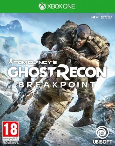 Tom Clancy's Ghost Recon Breakpoint per Xbox One