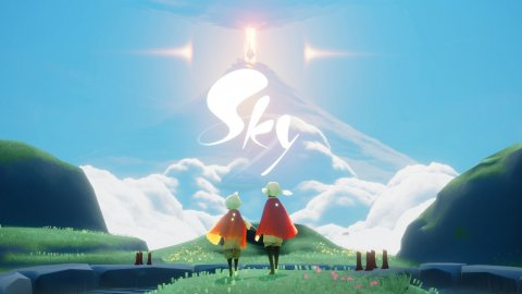 Sky: Children of the Light, the game of the authors of Journey arrives on Nintendo Switch