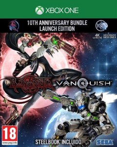 Bayonetta & Vanquish 10th Anniversary Bundle per Xbox One