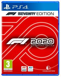 F1 2020 per PlayStation 4