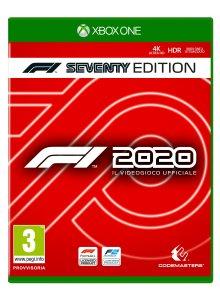 F1 2020 per Xbox One