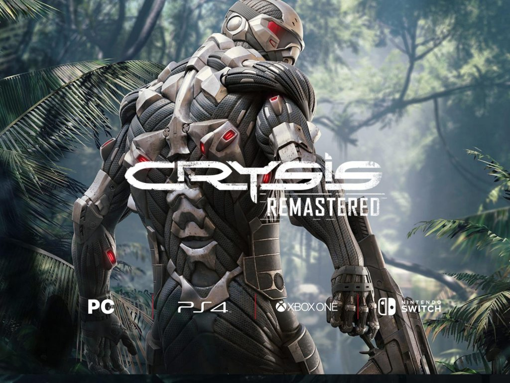 Crysis Remastered for Nintendo Switch: the launch trailer shows us the game