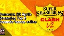 Super Smash Bros. Ultimate - Community Clash V2