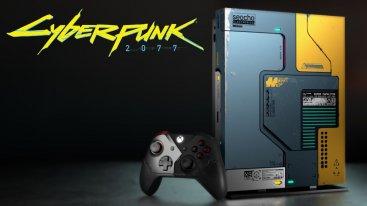 Xbox One X, quella griffata Cyberpunk 2077 sarà l'ultima limited edition della console