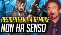Resident Evil 4 Remake è una cattiva idea: ecco perché!