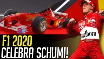 Annunciato F1 2020. Celebra Michael Schumacher!