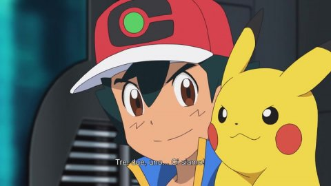 Pokémon Exploration: Ash and Pikachu will meet Charizard and many old friends