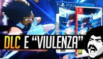 "Captain Tsubasa avrà DLC a pagamento e ""Violenza"""