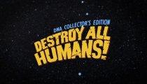Destroy All Humans! - Il trailer della DNA Edition