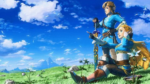 The Legend of Zelda, the 35th anniversary: our best wishes