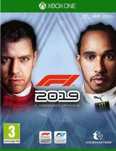 F1 2019 per Xbox One